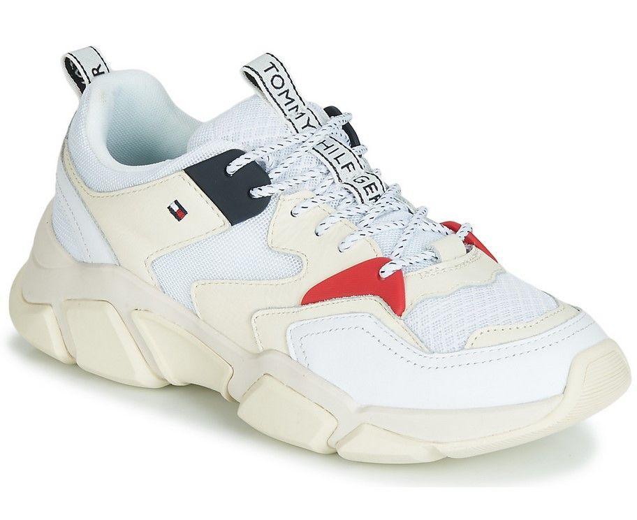 vente chaude en ligne b45ea 6aa66 Épinglé sur Tommy hilfiger sneakers
