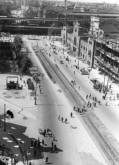 Berlin 1945 Bahnhof Zoologischer Garten Historische Bilder Berlin Geschichte Und Berlin Spree
