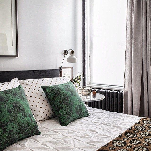 Ikea ranarp bedside wall lights bed pinterest walls lights and bedrooms