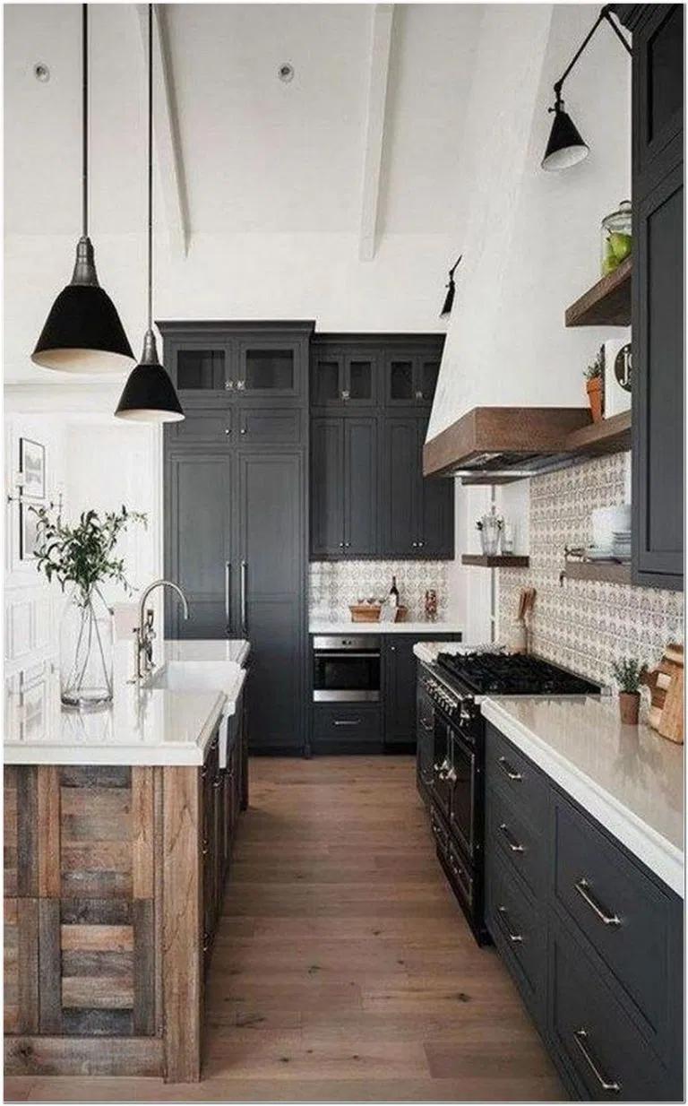 Epingle Par Louise Dugmore Sur Kitchen Dining Room En 2020 Cuisines De Ferme Modernes Cuisine Moderne Decoration Cuisine Moderne