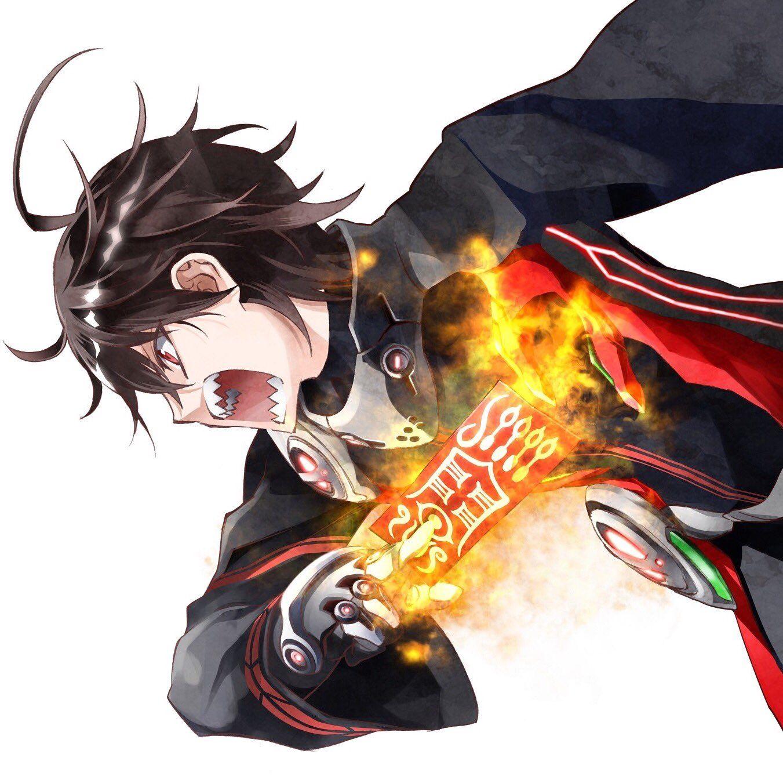 Sousei no Onmyouji    Rokuro Enmado   双生の陰陽師