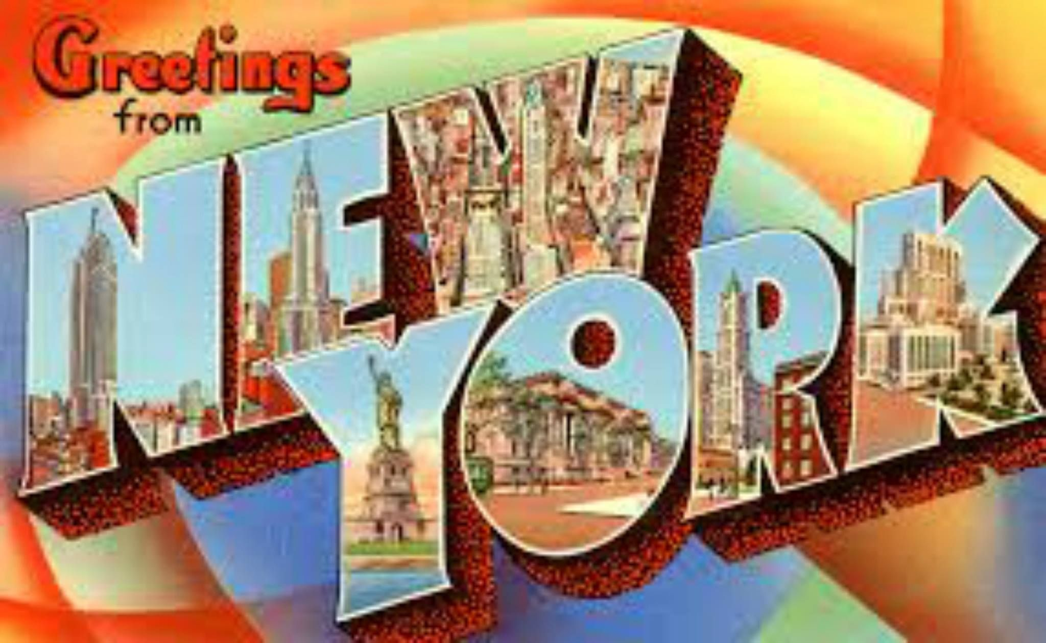 Young and pretty new york city the novel by peter jarrette to be shop new york greetings from new york card created by usasouvenir kristyandbryce Images