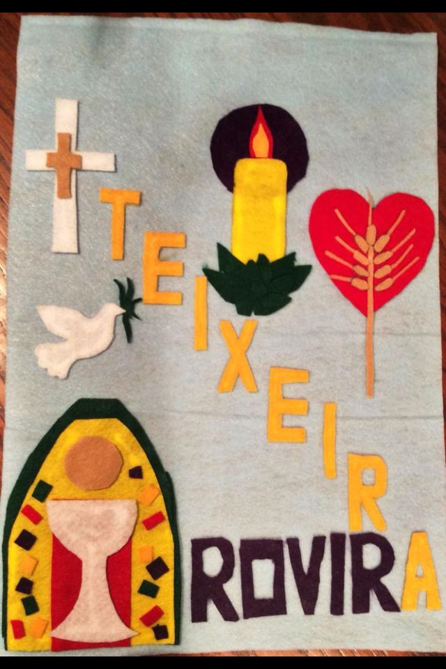 Family Banner for the mass