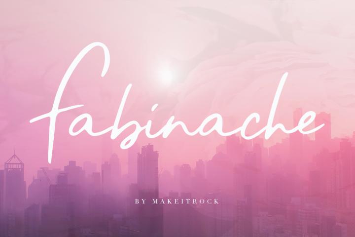 Fabinache Best Script Fonts Wedding Letters Lettering Fonts