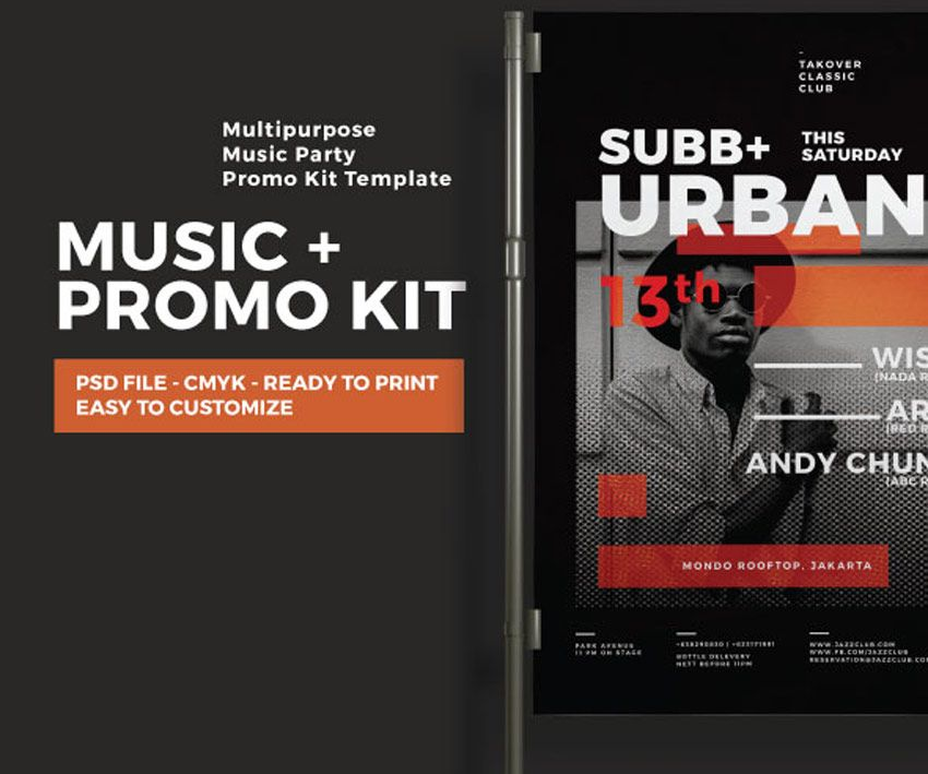 31 Best New Event Flyers for 2020 Event flyer templates