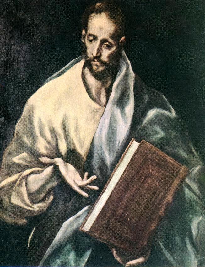 Essay on El Greco. Need I say more??