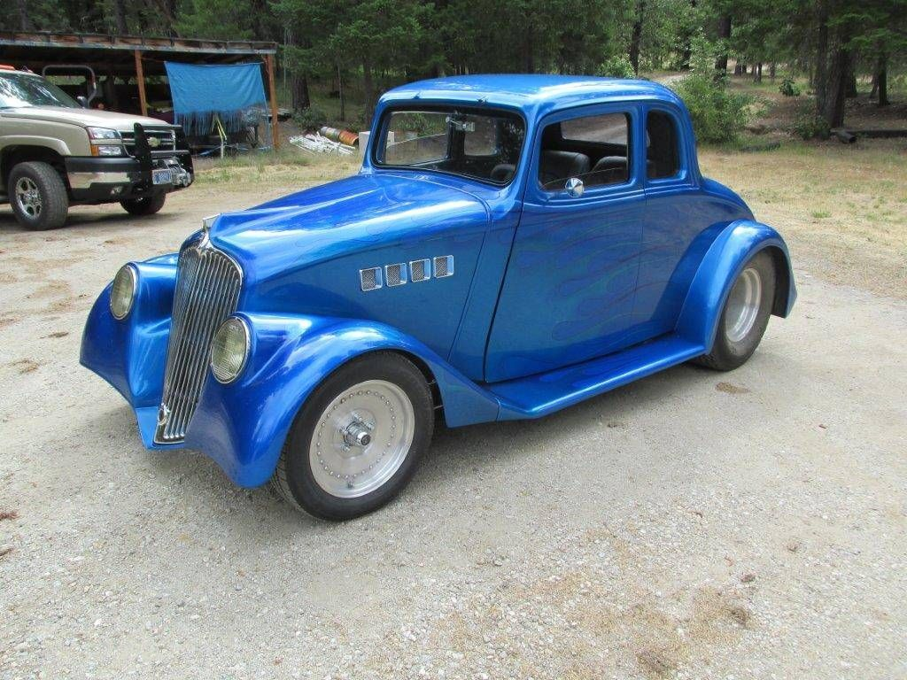 ✿ ❤ 1933 Willys Model 77..Re-pin brought to you by agents of ...