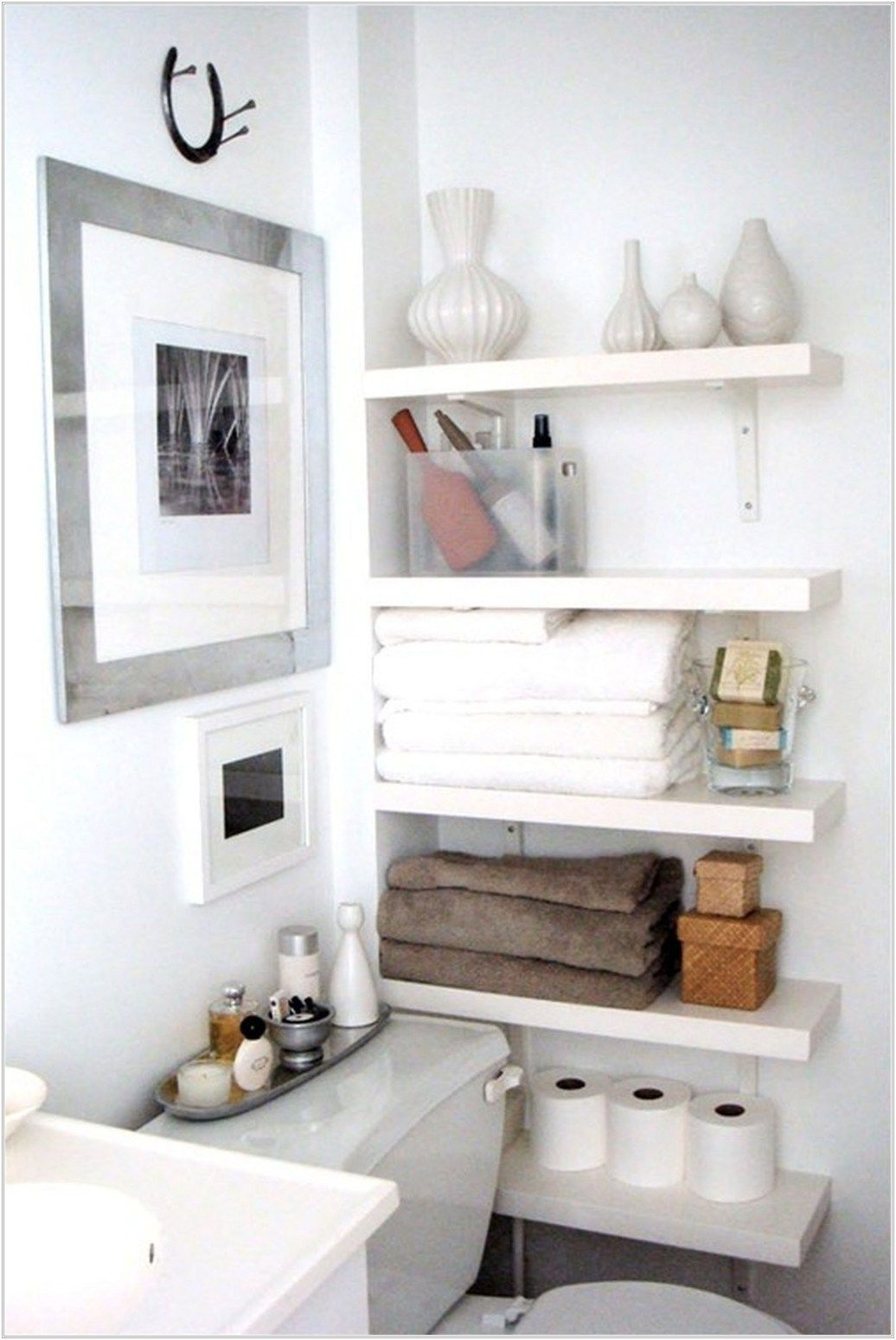 10 Coolest Bathroom Storage Ideas For An Efficient Home With Images Bathroom Storage Solutions Small Bathroom Storage Diy Bathroom Storage