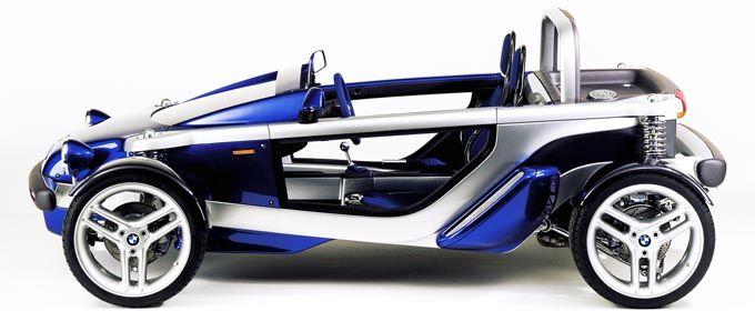 BMW Just 4/2 Concept | Transport! Planes, Trains, Autos, Bikes ...