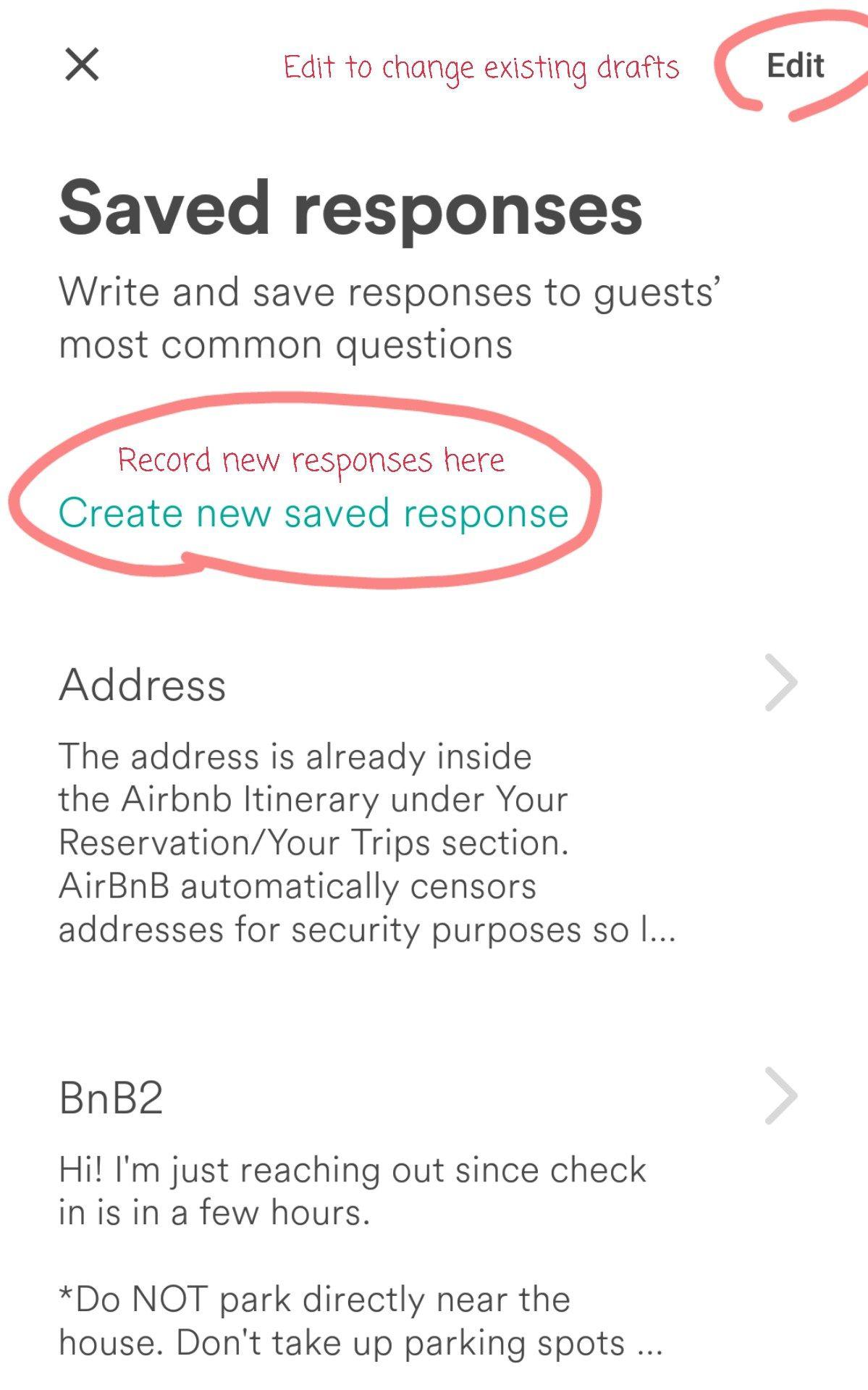 Security Deposit Airbnb