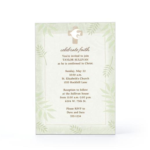 Baptism Invitations Hallmark