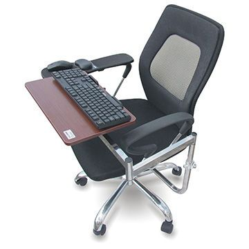 Netsurfer Ergonomic Computer Chair global sources: jincomso ergonomic keyboard/laptop tray system