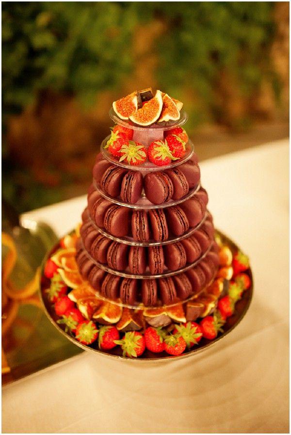 #macarons #piramide #cioccolato