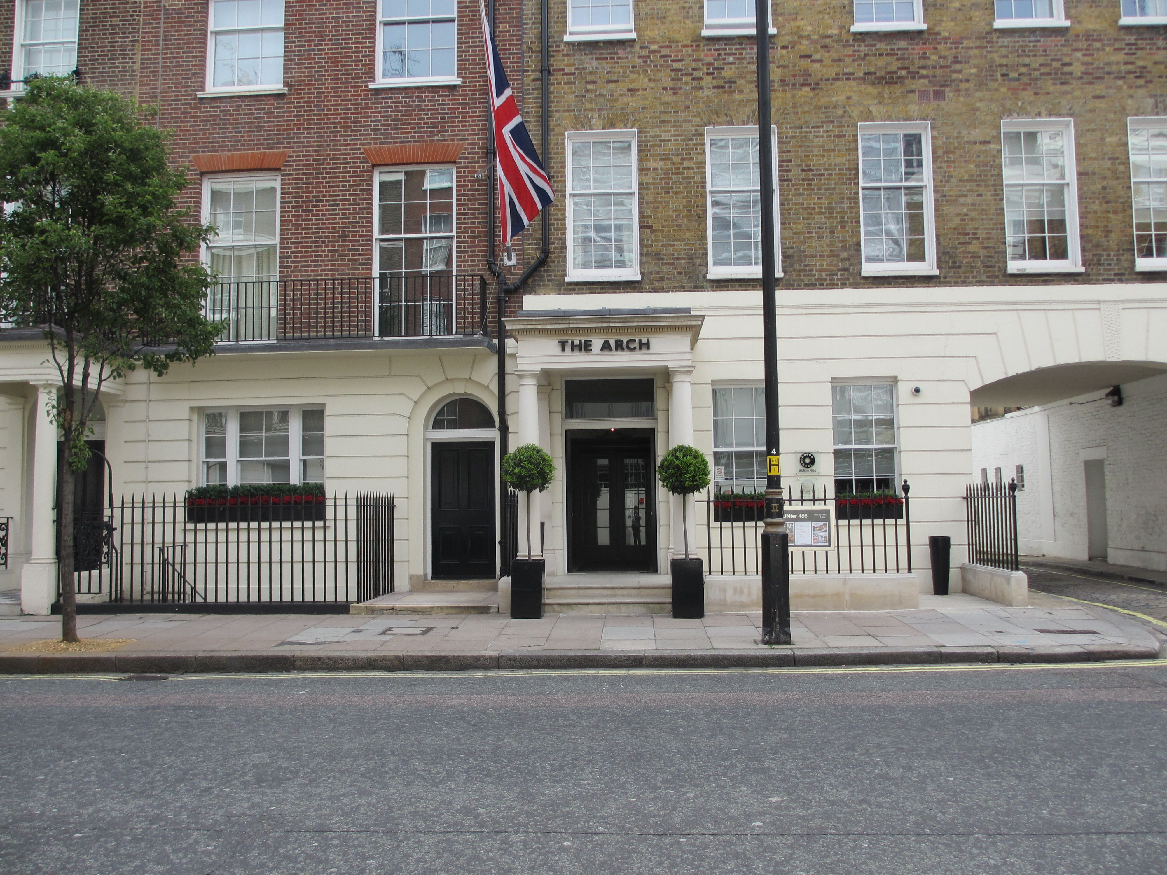 The Arch Hotel Brilliant Boutique In Marylebone Http Www Thearchlondon London 062017