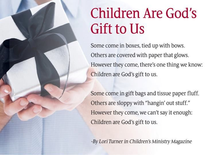 Children are gods gift to us inspiration for childrens children are gods gift to negle Image collections