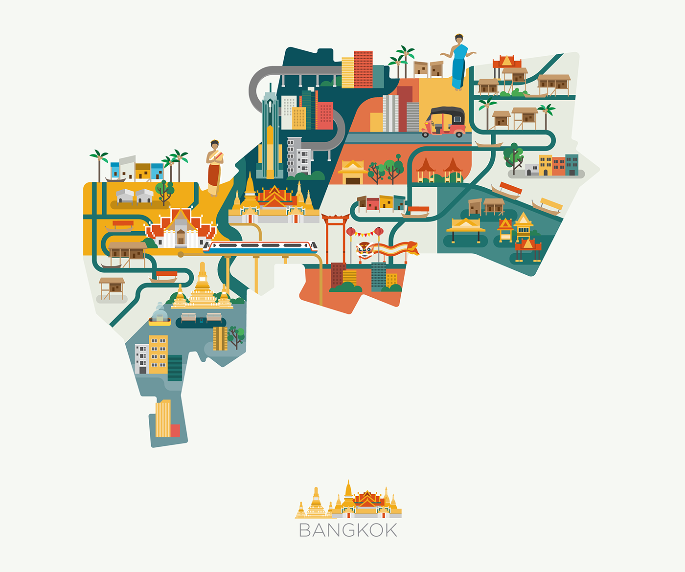 Digital Art Selected For The Daily Inspiration 2451 Infographics