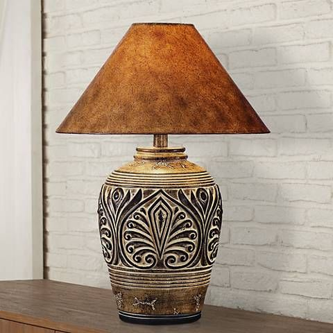 Brown desert sand handcrafted southwest table lamp style 3n717 brown desert sand handcrafted southwest table lamp mozeypictures Image collections