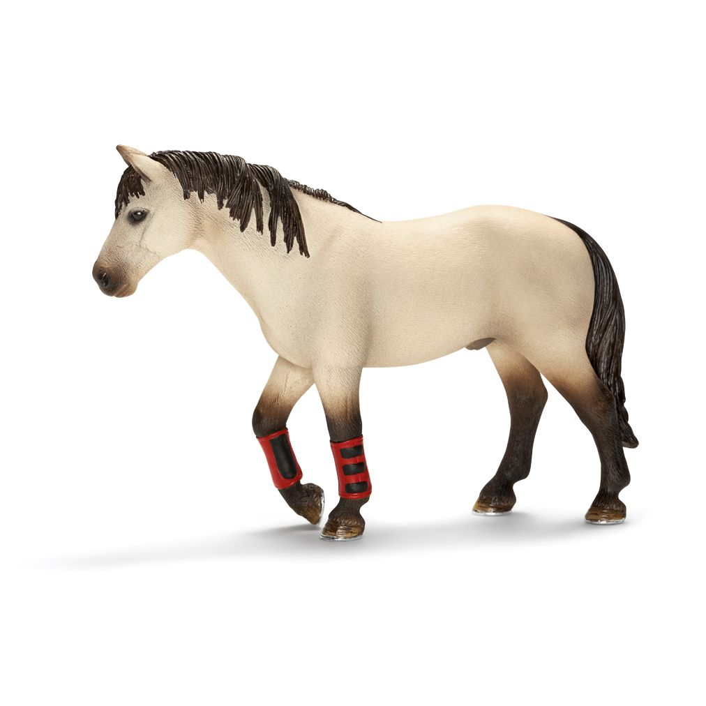 __Trained horse__Schleich Figurine available at Fantaztic