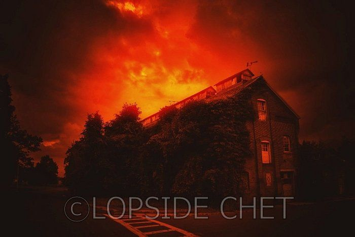 Burning Skies photo - ShutterPoint Photography