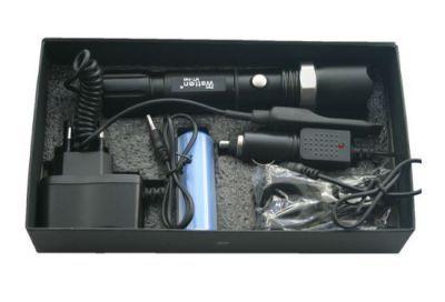 - WT-040 Şarjlı Tüfek Feneri