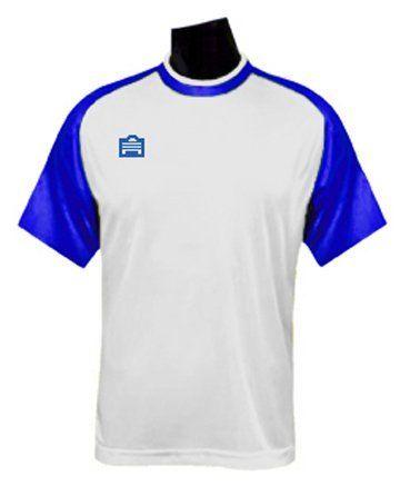 timeless design 4866f 00526 Admiral Arsenal Custom Soccer Jerseys WHITE/ROYAL YL by ...