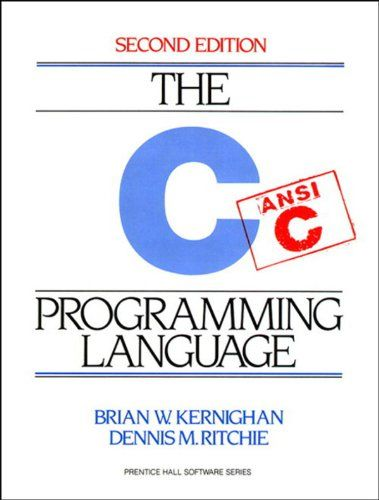 C programming language by brian w kernighan ccobj c books fandeluxe Choice Image