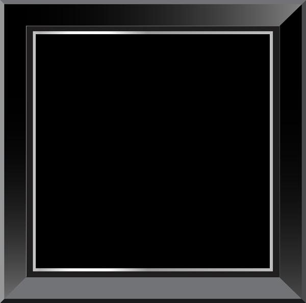 Black Classis Transparent PNG Frame | Frames PNG | Pinterest | Black