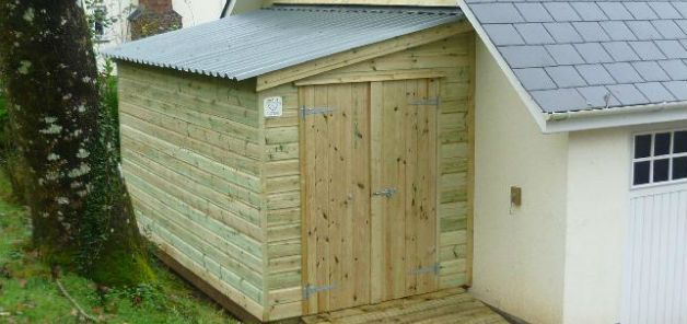 Lean To Storage Shed Kits