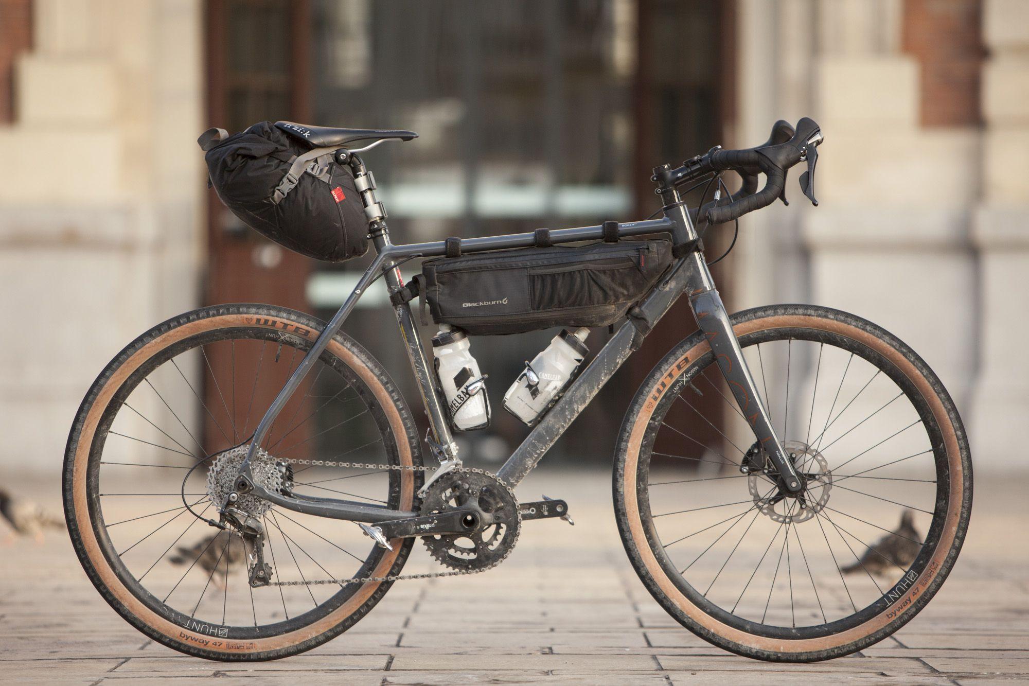 Ed Hollingsworth S Mason Bokeh Gravel Bike Check