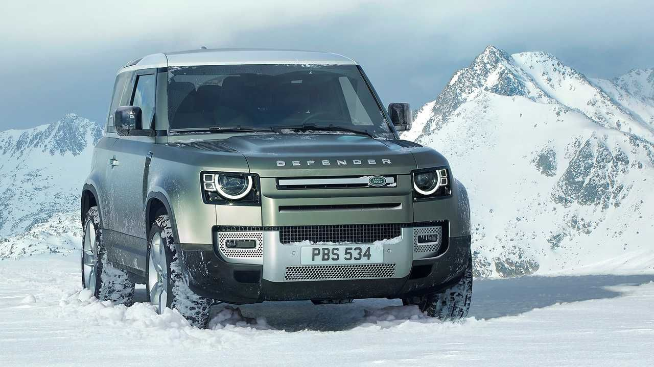 2020 Land Rover Defender Vs Wrangler 4runner G Class New Land