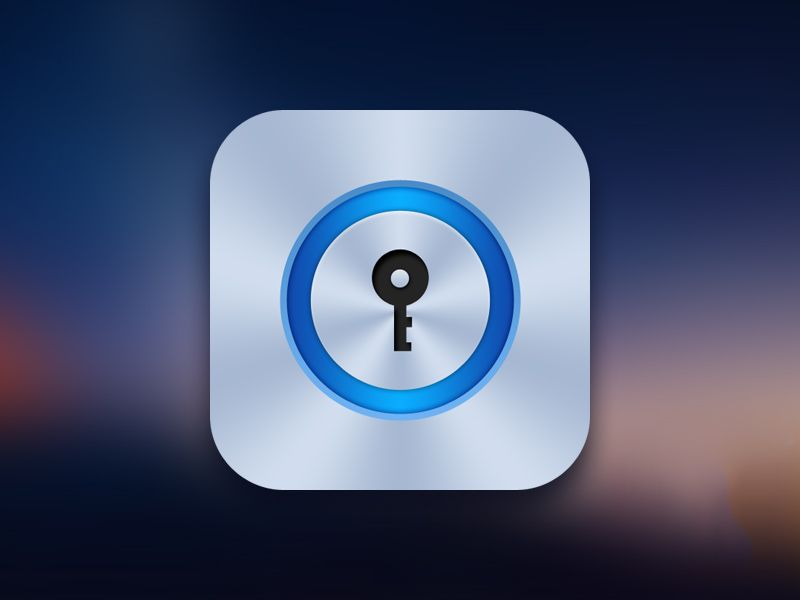 Awesome Lock App Icon Free PSD  Download Lock App Icon Free