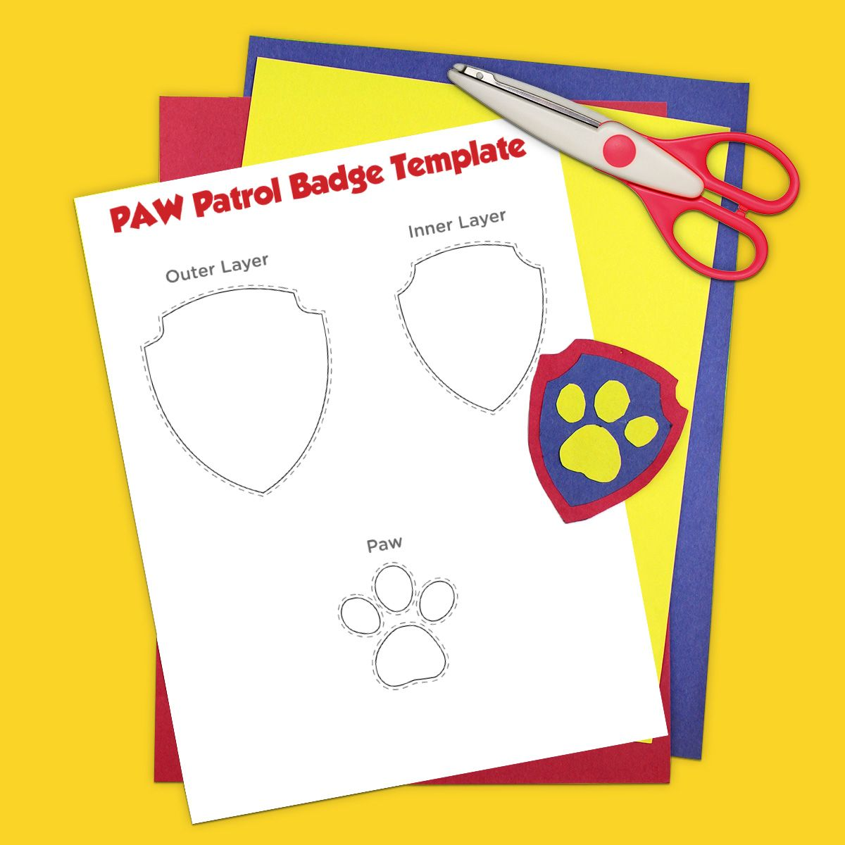 The Top 10 Paw Patrol Printables Of All Time In