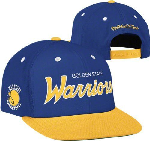 c0c4d6af Golden State Warriors Mitchell & Ness The Script Is In 2-Tone ...