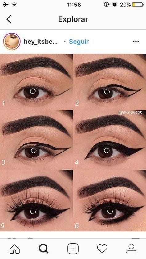 Photo of 7 einfache Make-up-Tipps, die Ihre Augen zum Platzen bringen O check #makeuplooks #makeupt – Samantha Fashion Life Make-up-Tipps #makeup – Make-up