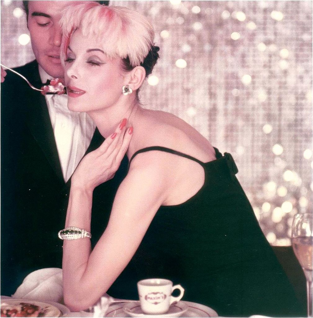 Anne St Marie 1955 - Henry Clarke - Photographer