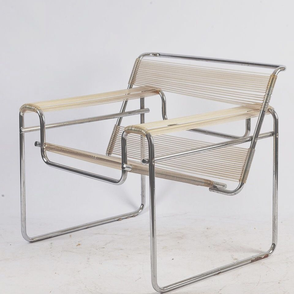 Pin By Amm Blog On Objects Wassily Chair Bauhaus Design Chair Design