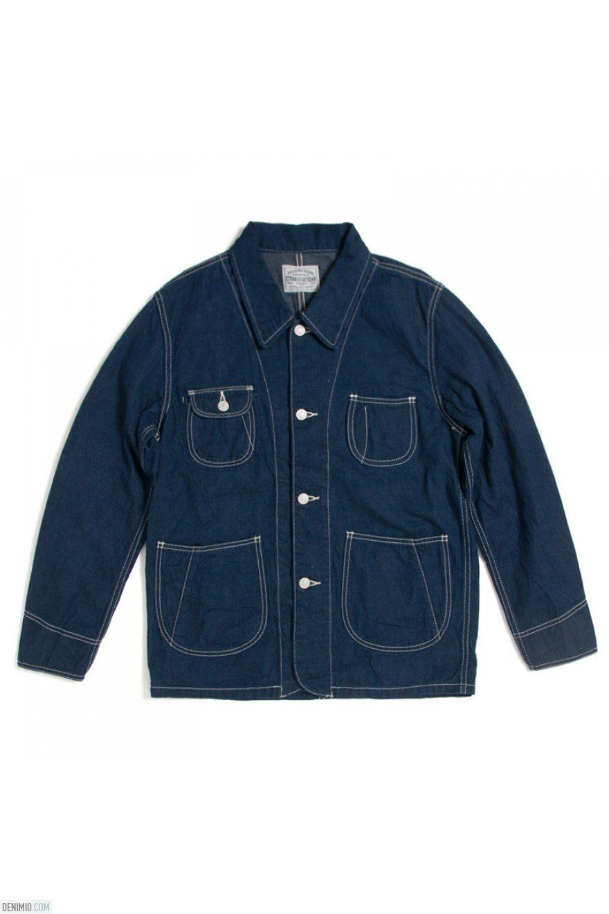 Studio D Artisan D4375 Coverall The Perfect Jacket Japanese