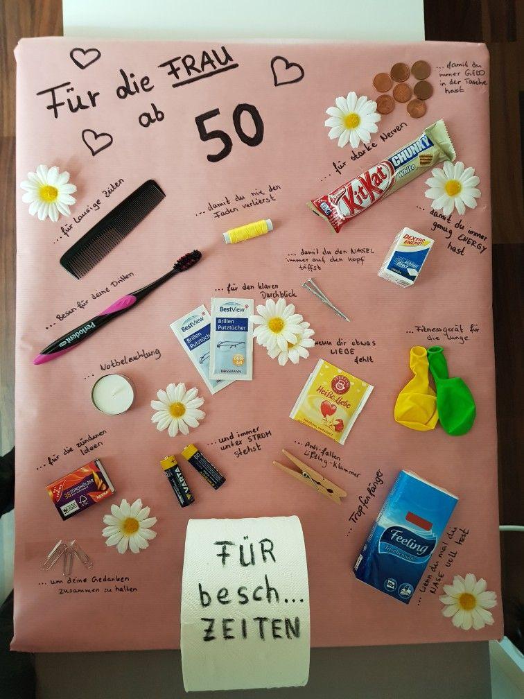 Fur Die Frau Ab 50 Geschenkideen Zum 50 Geburtstag Geschenkideen Zum 50 Geburtstagsgeschenk 50