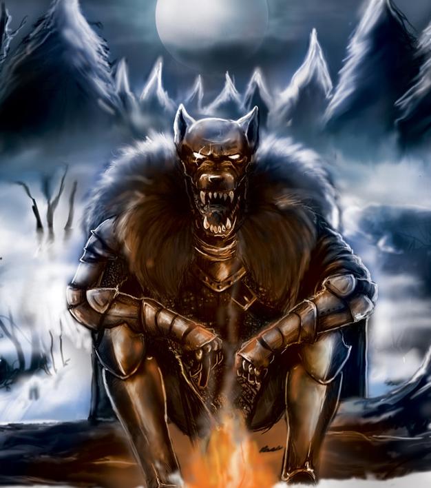 Sandor Cão de caça