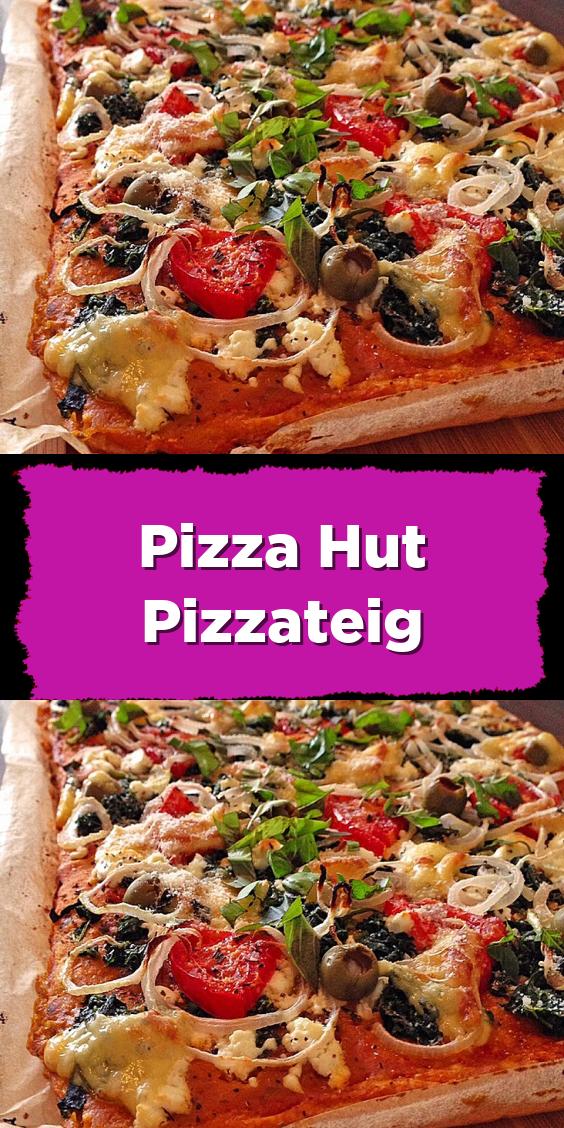 Pizza Hut PizzateigPizza Hut Pizzateig - mit Topping. Über 1119 Bewertungen und für vorzüglich befun
