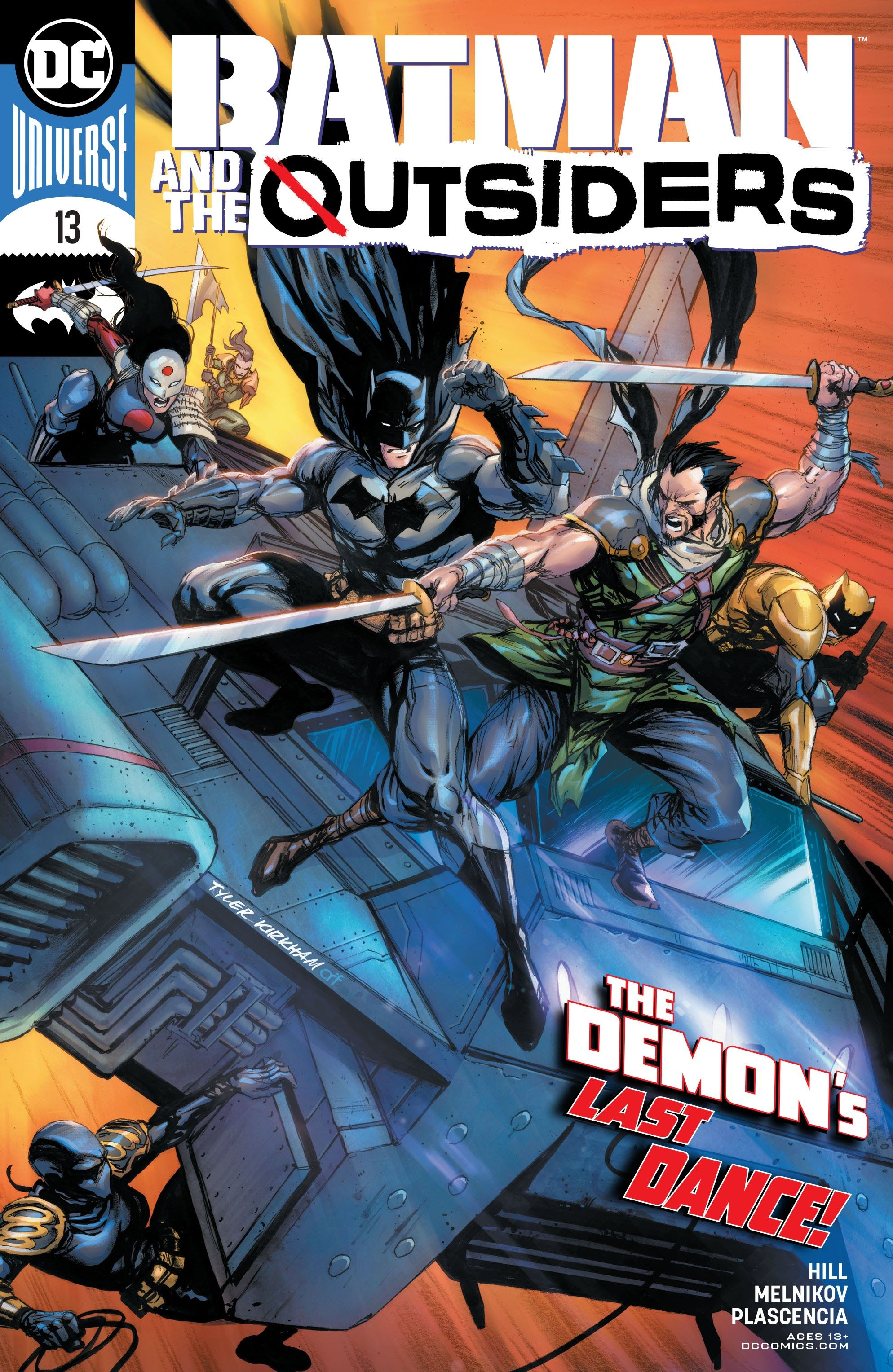 Read Batman And The Outsiders 2019 Issue 13 Online Comicpunch Net Comics Batman Comic Book Artists