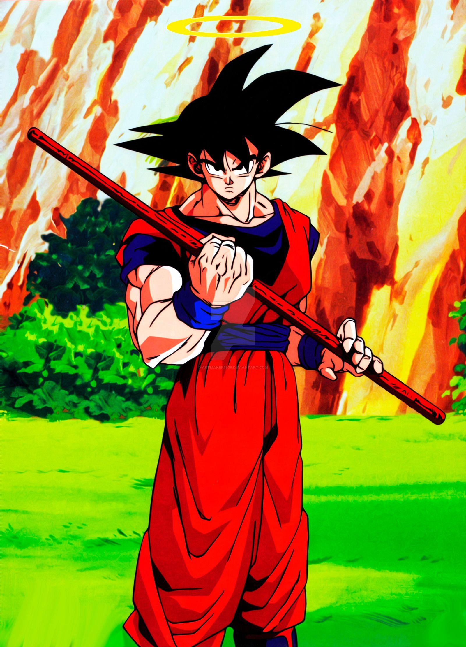 d9954241 Image result for goku training Dbz, Goku And Vegeta, Son Goku, Goku Training