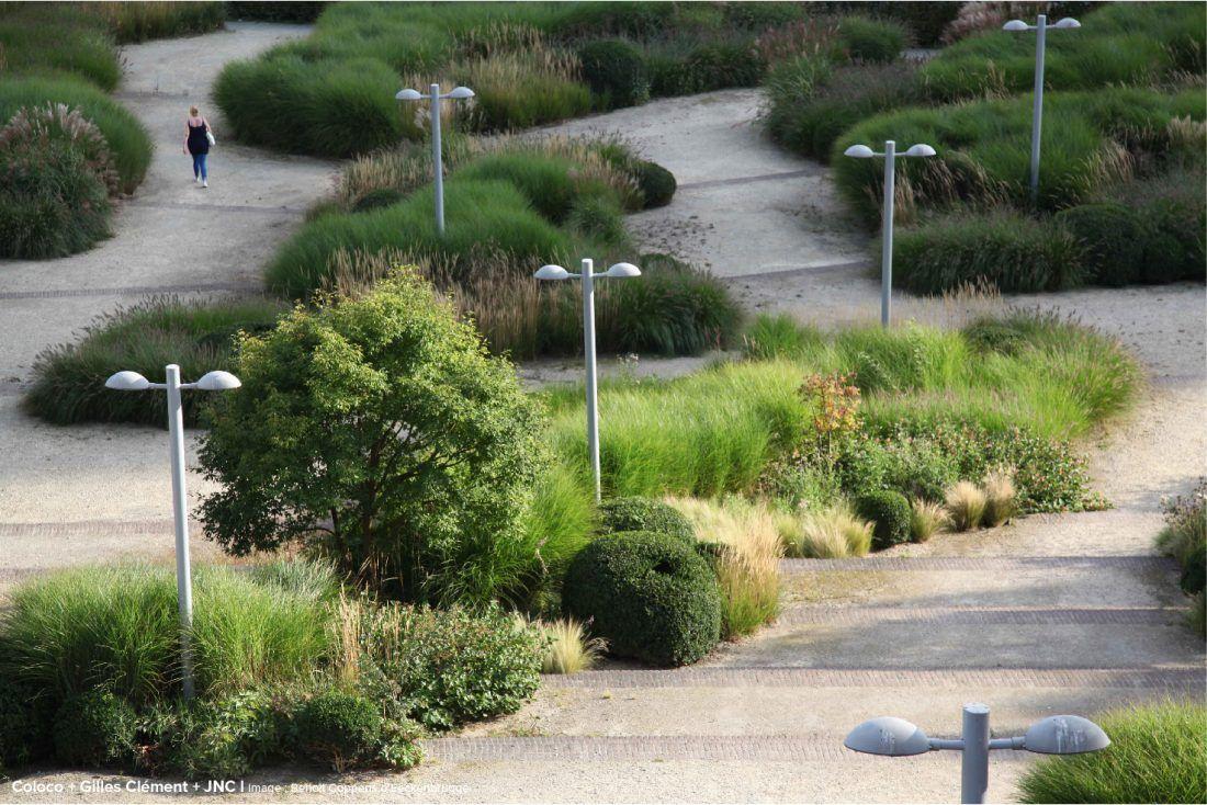 Coloco paysagistes urbanistes jardiniers jardin du for Jardiniers paysagistes