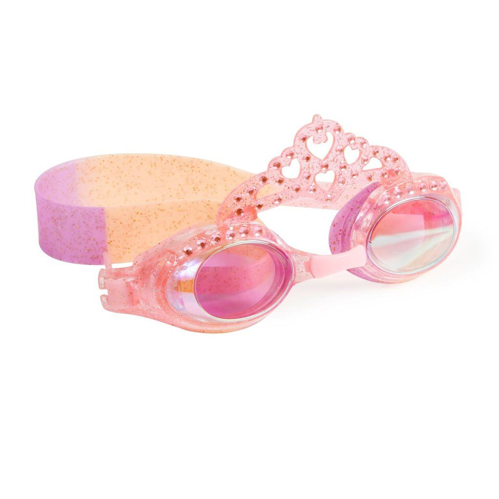 Princess Crown Swim Goggles Swimming Goggles Goggles Girls Swim Goggles