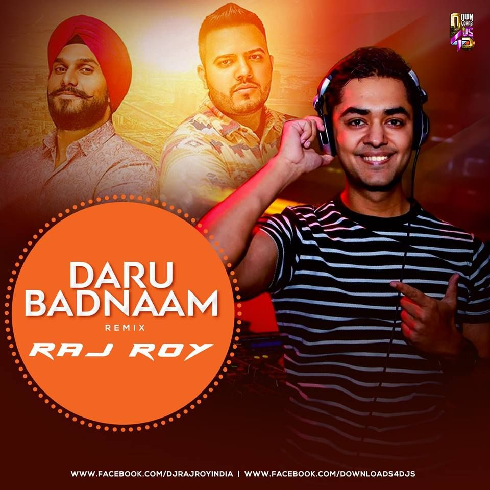 daru badnam kardi dj song free download