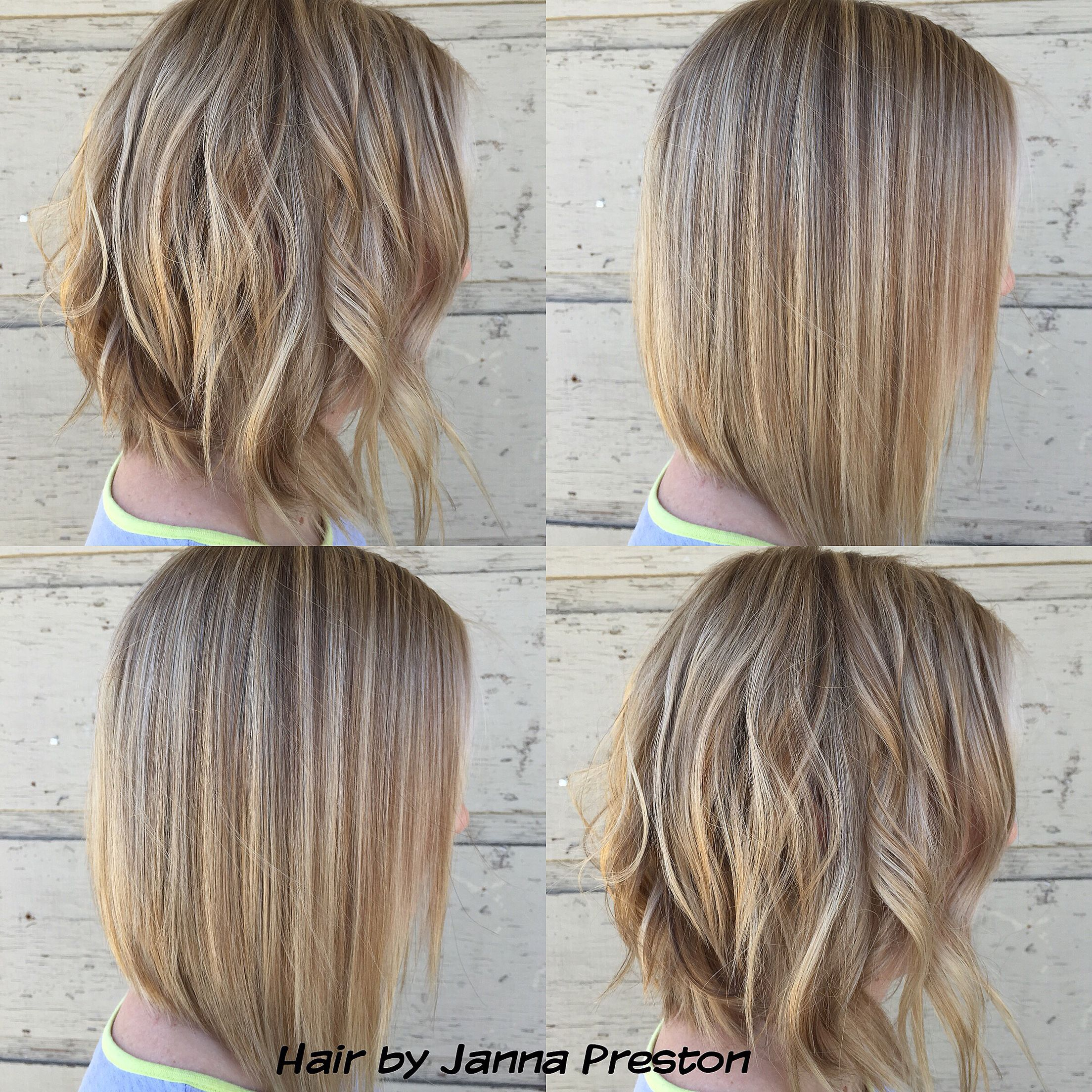 Highlights And Lowlights With An Overlay Paul Mitchell Xg 9pn