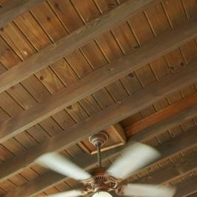 How To Refinish Old Exposed Wood Beams In 2019