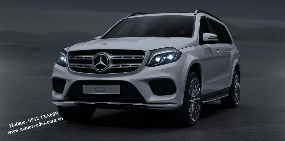 Mercedes GLS 500 4Matic 2016