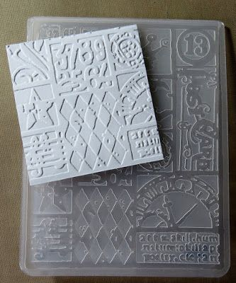 Stamps and Stencils : Using Foam Board. . . . .