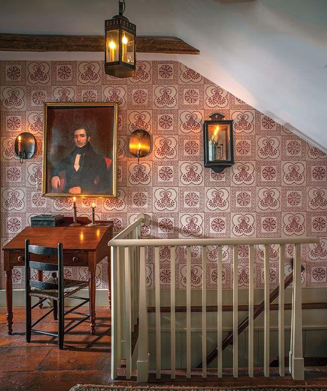 Hudson River Cruises Kingston Ny: An 18th-Century Stone House With Patina